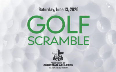 Fellowship of Christian Athletes (FCA) Golf Scramble