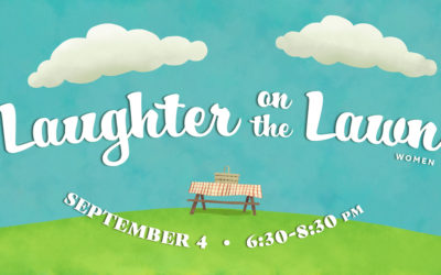 Laughter on the Lawn