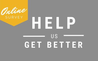 Help Us Get Better!