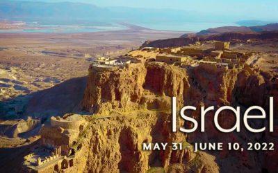 Israel 2022: Info Meeting