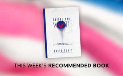 Book | Before You Vote: Seven Questions Every Christian Should Ask