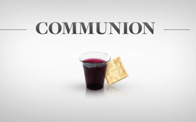 Communion This Weekend