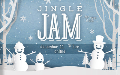 Jingle Jam | Mark Your Calendars!