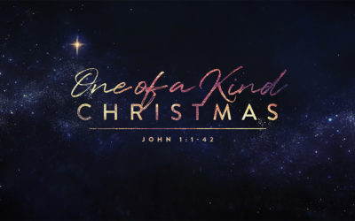Sermon Series | One of a Kind Christmas