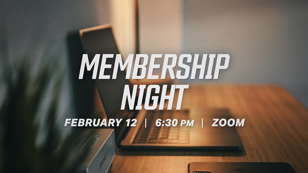 Membership Night