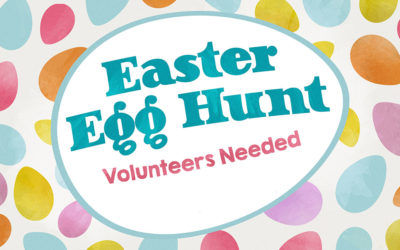 Welcome the Community to the Easter Egg Hunt!