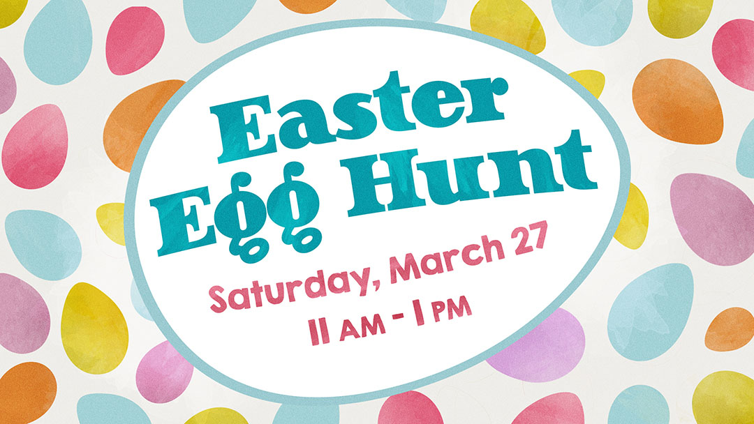 Community Easter Egg Hunt