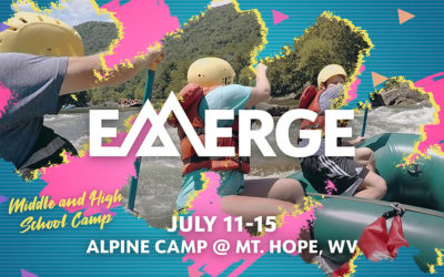 Emerge | Summer Camp (7th-12th)