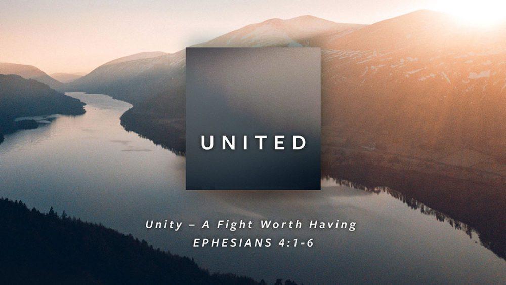 Unity – A Fight Worth Having Image