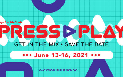 Save the Date | VBS