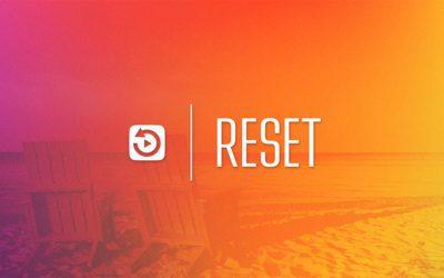 Sermon Series | Reset