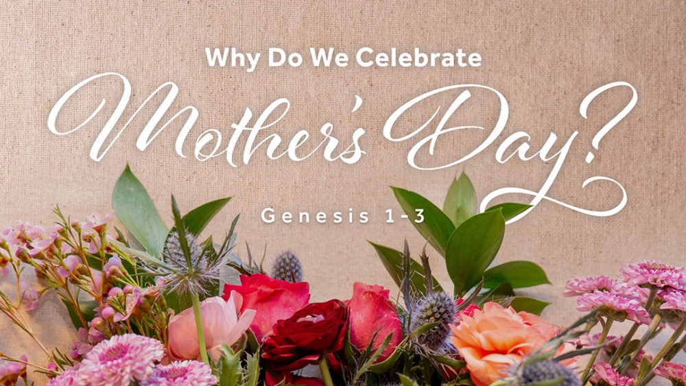 Why Do We Celebrate Mother's Day? Image