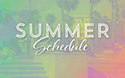 Summer in MSM & HSM