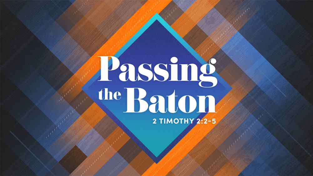 Passing the Baton Image