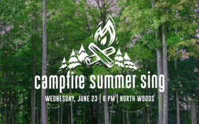 Campfire Summer Sing