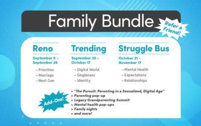 Sermon Series | Family Bundle