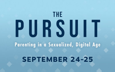 The Pursuit: Parenting in a Sexualized, Digital Age